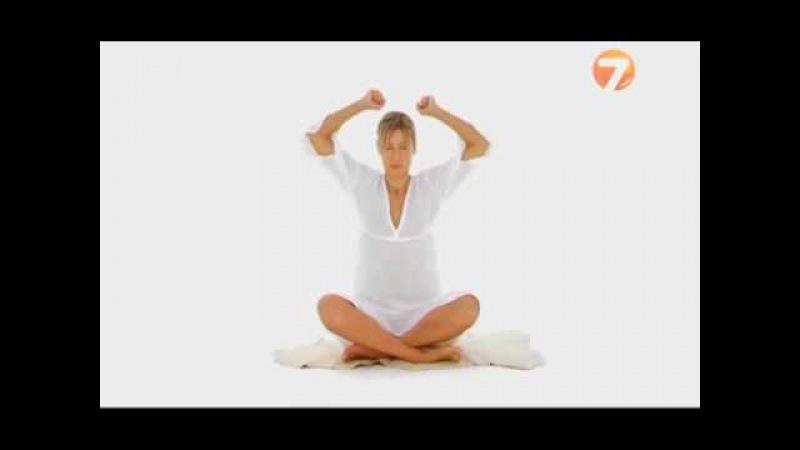 Работа с чакрами Майя Файнз Кундалини йога 6 чакра