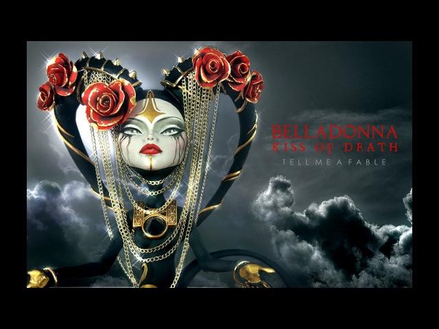 Figurine Doll Repaint BELLADONNA KISS OF DEATH Monster High Cleo De Nile Gothic Demon Custom OOAK