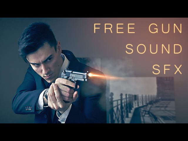 Gunshot Sound Design: Free Gun Sound Effects