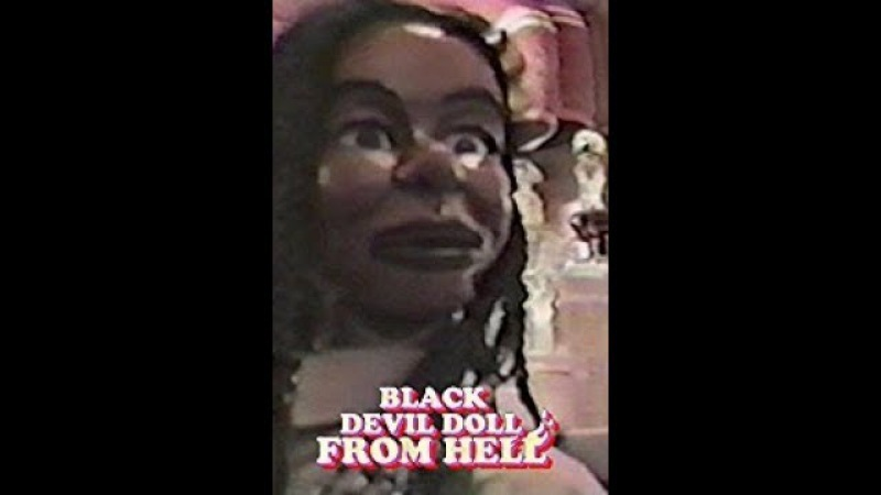 Black Devil Doll From Hell Extended 1984 DVDrip BaggerInc