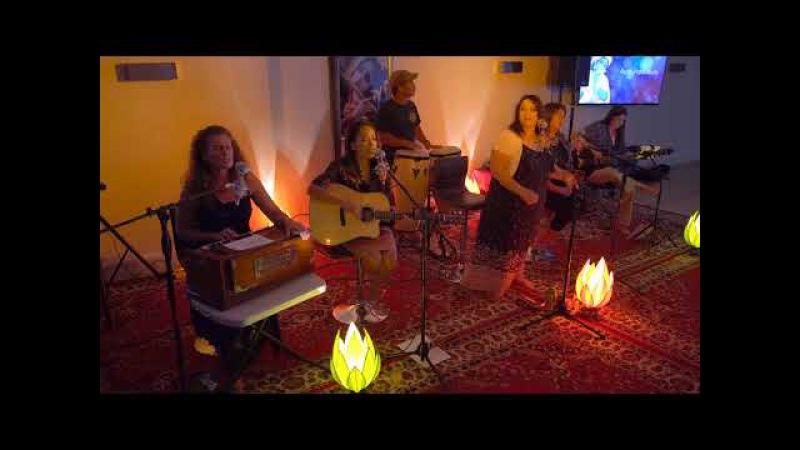Soul Sistas Aum Hari Aum Kirtan, Sacred Music, Mantra Meditation, The Mantra Room