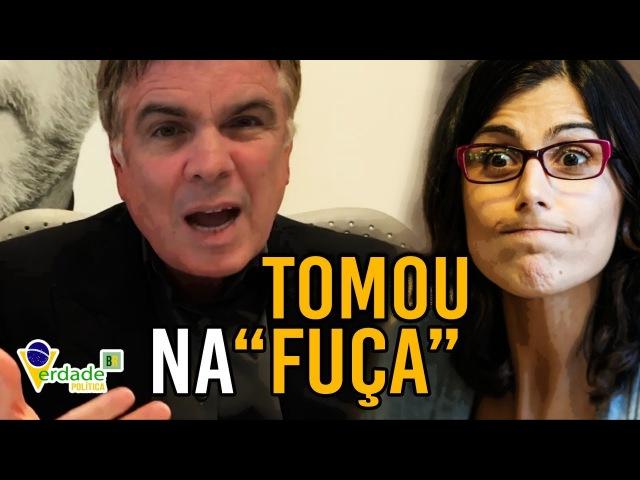 Dono da Riachuelo detona a comunista Manuela d'Ávila