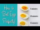 How To Boil Eggs : Perfect Hard Boiled Eggs - Easy Peel | Scrambled Eggs