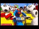 Phim hoạt hình siêu nhân vui nhộn hài hước - màu sắc trong tiếng anh tập 24
