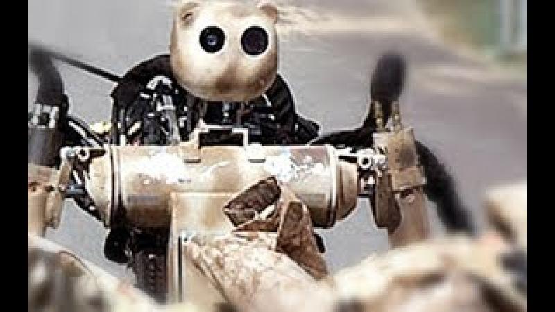 5 Robots militaires avancés
