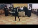 Соло-танец цыганочки