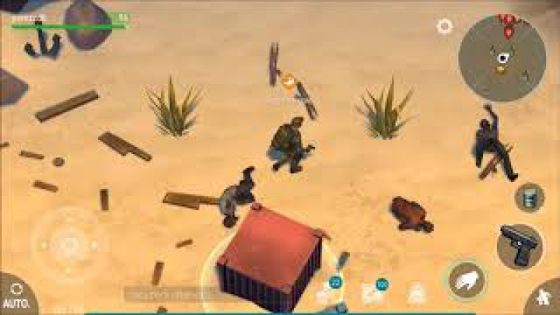 Last day on earth survival 108 Evento del Barco android gameplay español