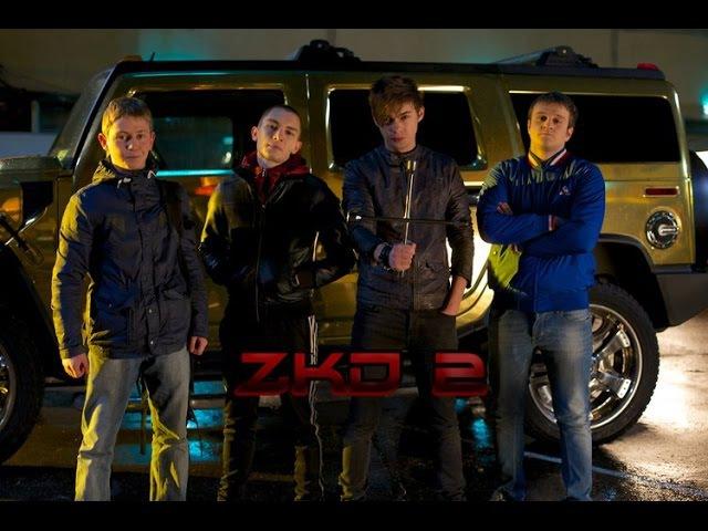 ZKD 2 / ЗКД 2 - Nova Prospect - Shift [Тим, Цыпа, Жук, Гоша]