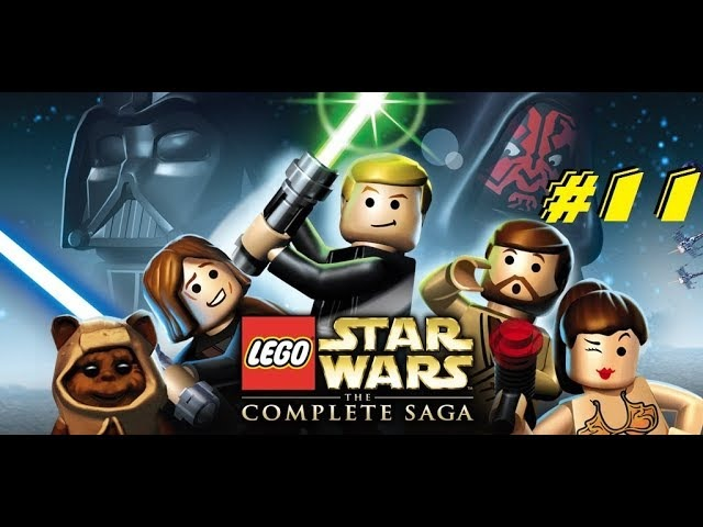 LEGO STAR WARS THE COMPLETE SAG⭕2 ЭПИЗОД⭕5 ГЛАВА