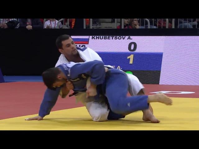 Grand Slam Duesseldorf 2018 EGUTIDZE Anri (Portugal) - KHUBETSOV Alan (Russia)