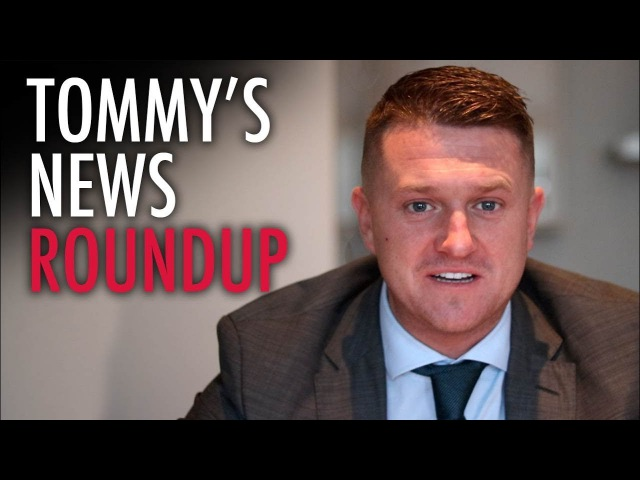 Tommy Robinson's News Roundup: What's Boko Haram's Real Name?