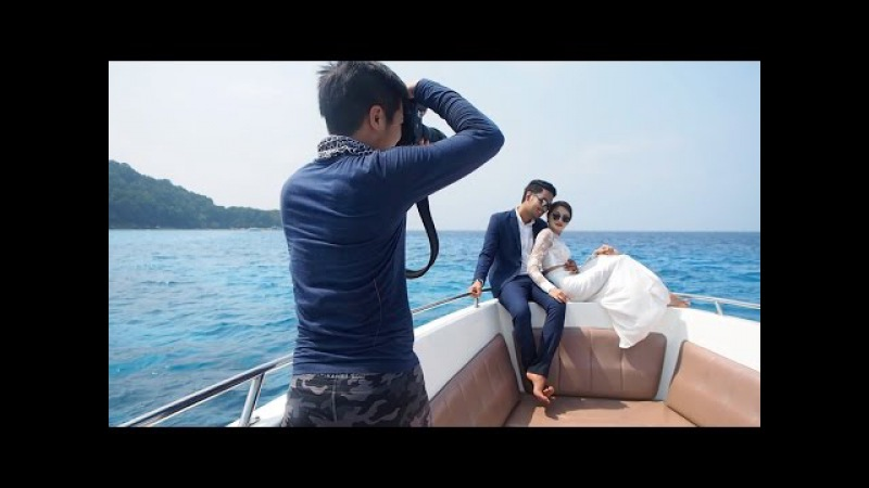 Pre Wedding GamGam Am @ Phuket