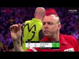 Match of the day! Wright vs van Gerwen. Premier League of Darts. Week 2