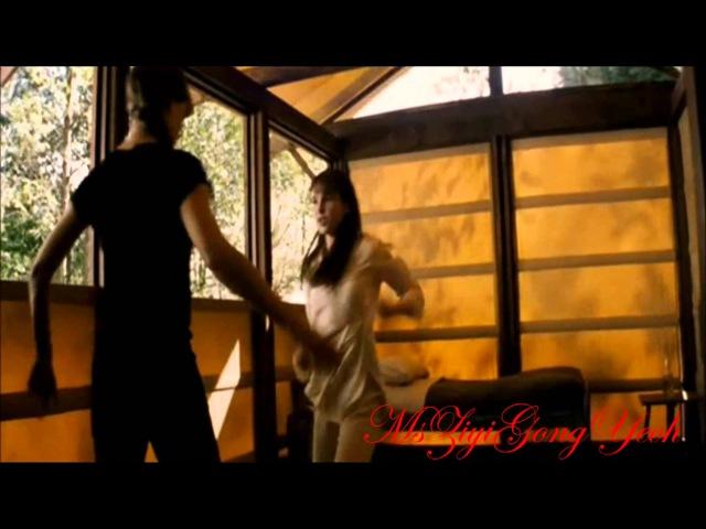 Elektra - Going Under (Fighting Scenes)