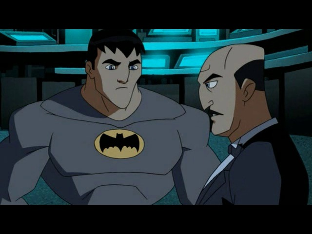 Бэтмен (2004) 13 серия (1 сезон)