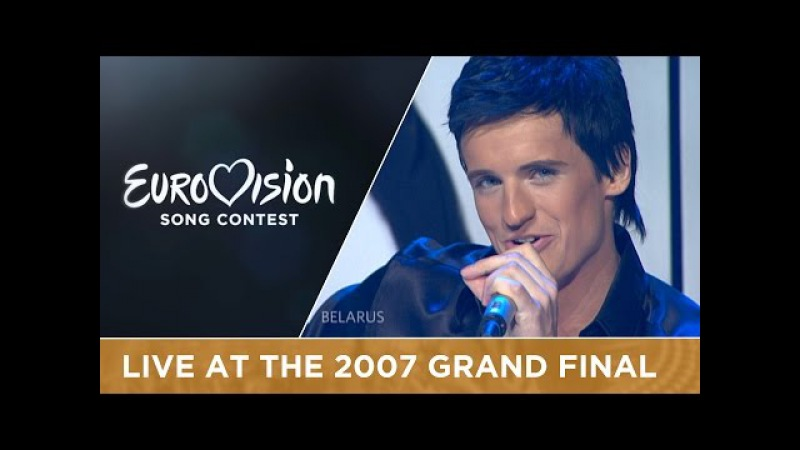 Dmitry Koldun - Work Your Magic (Belarus) Live 2007 Eurovision Song Contest
