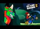 HILL CLIMB RACING 2/Ивент КИТАЙСКИЙ НОВЫЙ ГОД Мультик игра для детей.ПРО МАШИНКИ.10 часть