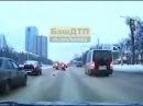 Авария со смертельным исходом произошла в Уфе на пересечении улиц Невского и Калинина