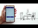 Bank mobile app video production company