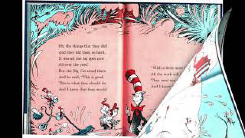 Part II The Cat in the Hat Comes Back! I Read Aloud Picture Book
