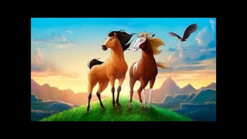 Ускакала в поле молодая лошадь...
