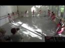 урок хореографической академии Кадриль Дети 6-7 лет классический танецСтрасбу...