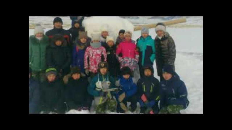команда «ЮнКа» 5 «А» кадетский класс МКОУ «Кош-Агачская СОШ им. Л.И. Тюковой»