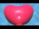 Latex inflatable hood blooper