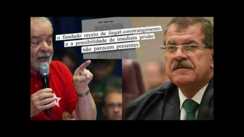 Decisão do STJ garante candidatura de Lula. Saibam por que!