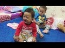 Lihat Ini Pasti Ketawa Gak Ketawa Cek Ke Dokter Bayi Lucu Ketawa Geli Balon Di tarik