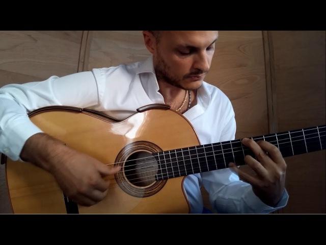 SANTANA Europa - Flavio Sala, guitar