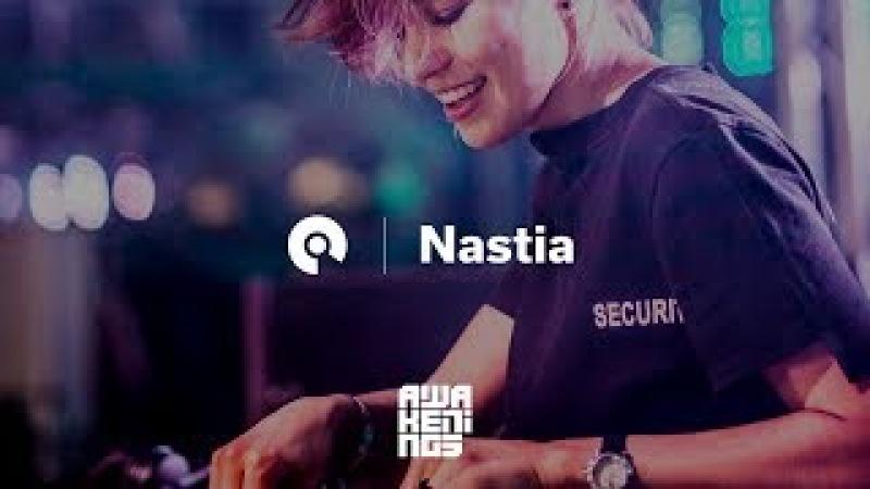 Nastia @ Awakenings Festival 2017: Area Y (BE-AT.TV)
