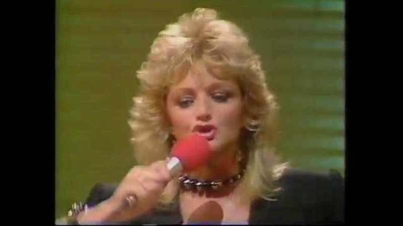 Bonnie Tyler It's A Jungle Out There