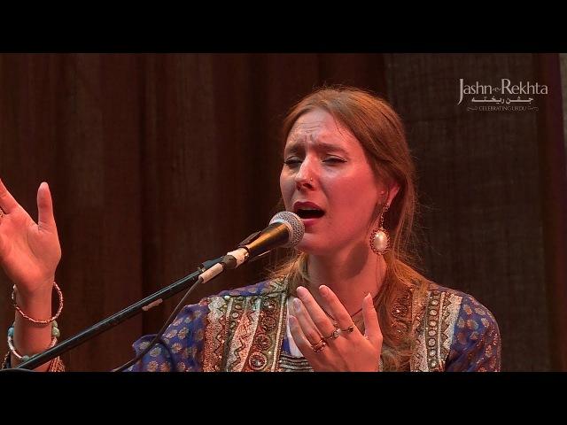 Aaj Jaane Ki Zid Na Karo   Seven Eyes Band   Jashn-e-Rekhta 4th Edition 2017