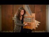 Catalina Vicens - Medieval Portative Organ Rondeau - C. Cooman, 2014