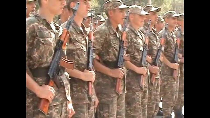 Haykakan Banak-Armenian Army, Ashux RAZMAR SASUNCI-Sasunciner-(Sasno-Curer)