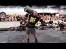 Dumbbell -Arnold Strongman PRO / Australia 2018 (90,100,110,120,130,150 kgs)