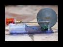 Соленоидный двигатель своими руками.