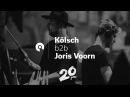 Joris Voorn B2B Kölsch @ Awakenings 20 (BE-AT)