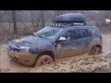 Dacia Duster in Extreme Offroad