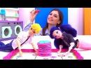 Видео для детей: Маринетт удивляет Эдриана на 23 февраля!