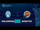 LIVE 🔴 - SikeliArchivi Capo d'Orlando v Avtodor Saratov - Basketball Champions League 17-18