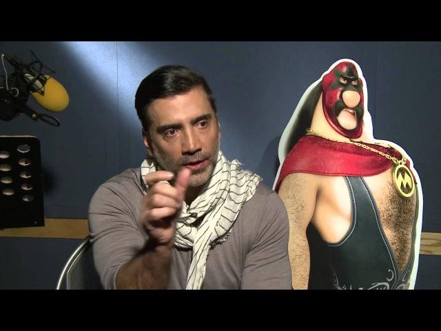 2013 ›› Алехандро рассказывает о своем участие в озвучивании мультфильма Gru Mi villano favorito 2