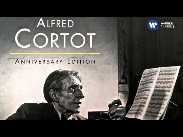 Chopin by Alfred Cortot - Complete Piano Works Nocturne op.9 No.2 (recordings of the Century)