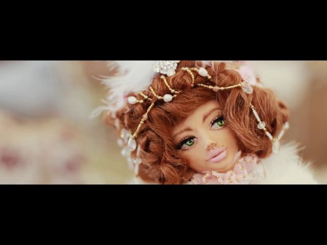 Boudoir dolls by Elena Mulen