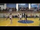 Школьная спартакиада по волейболу