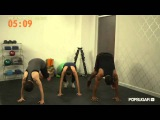 Тренировка всего тела от Терри Шортера из R.I.P.P.E.D. Fitness. Full Body Workout, Terry Shorter From R.I.P.P.E.D. Fitness, Class FitSugar