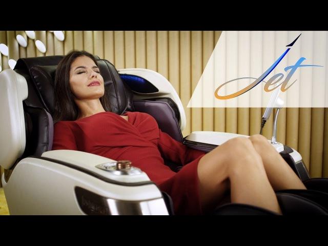 Лучшее массажное кресло 2017 года. US MEDICA Jet - обзор от Татьяны Высоцкой