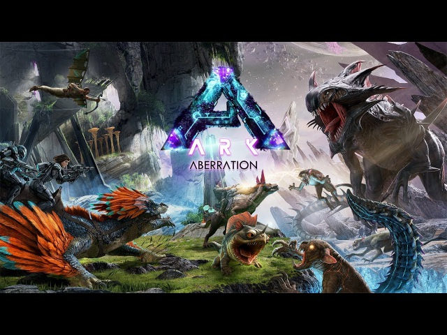 ARK Aberration Expansion Pack Launch Trailer