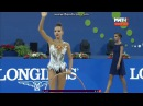 Дина Аверина обруч финал — Чемпионат Мира Пезаро 2017